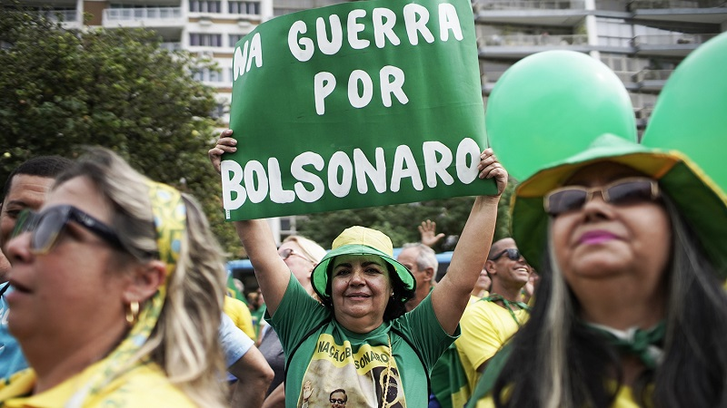 Radiografia ideológica do neofascismo bolsonarista