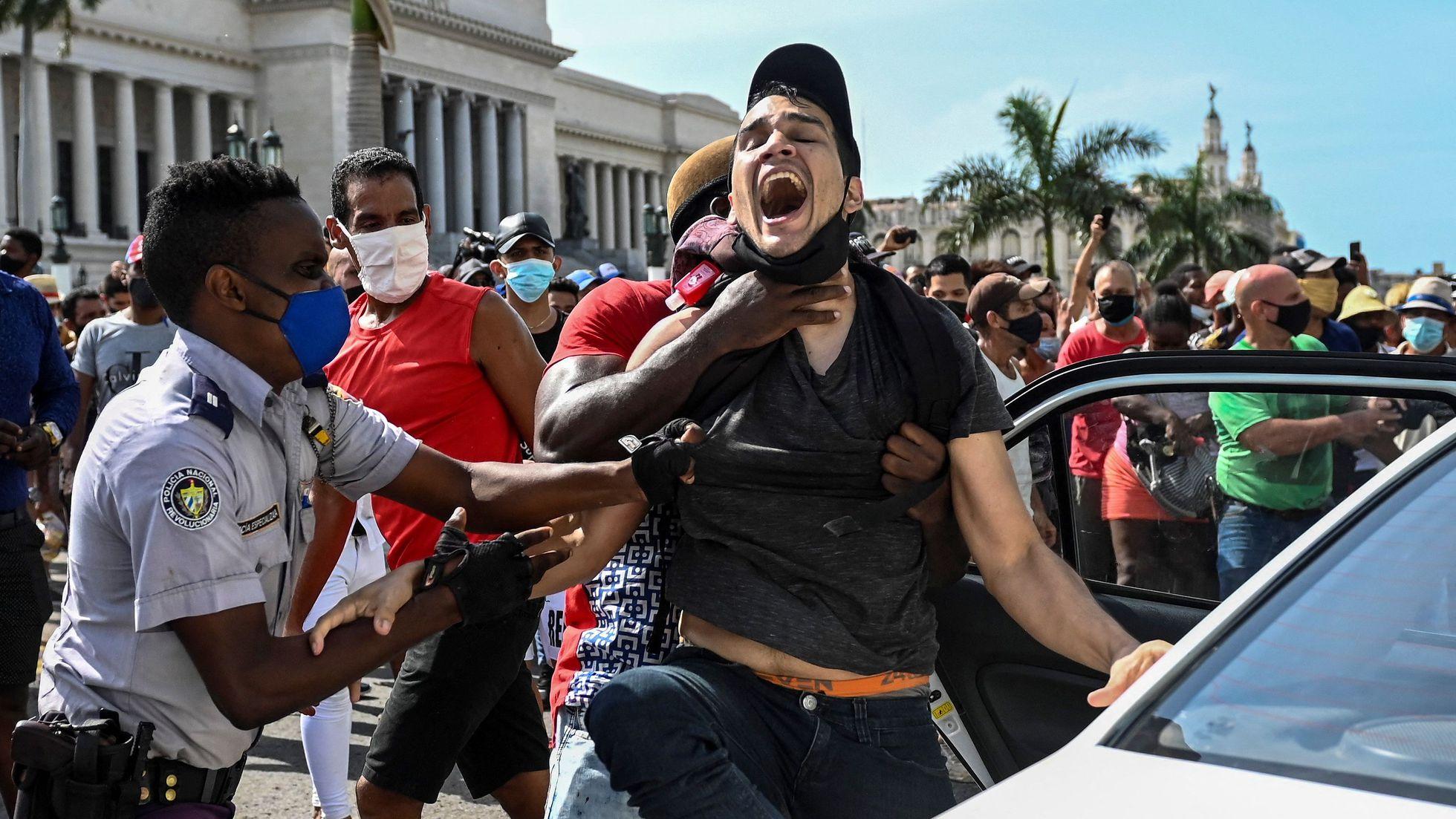 A esquerda precisa falar sobre a ditadura cubana