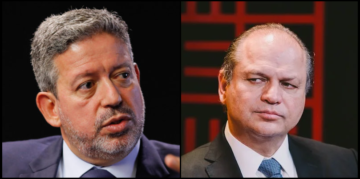 Arthur Lira e Ricardo Barros (PP)