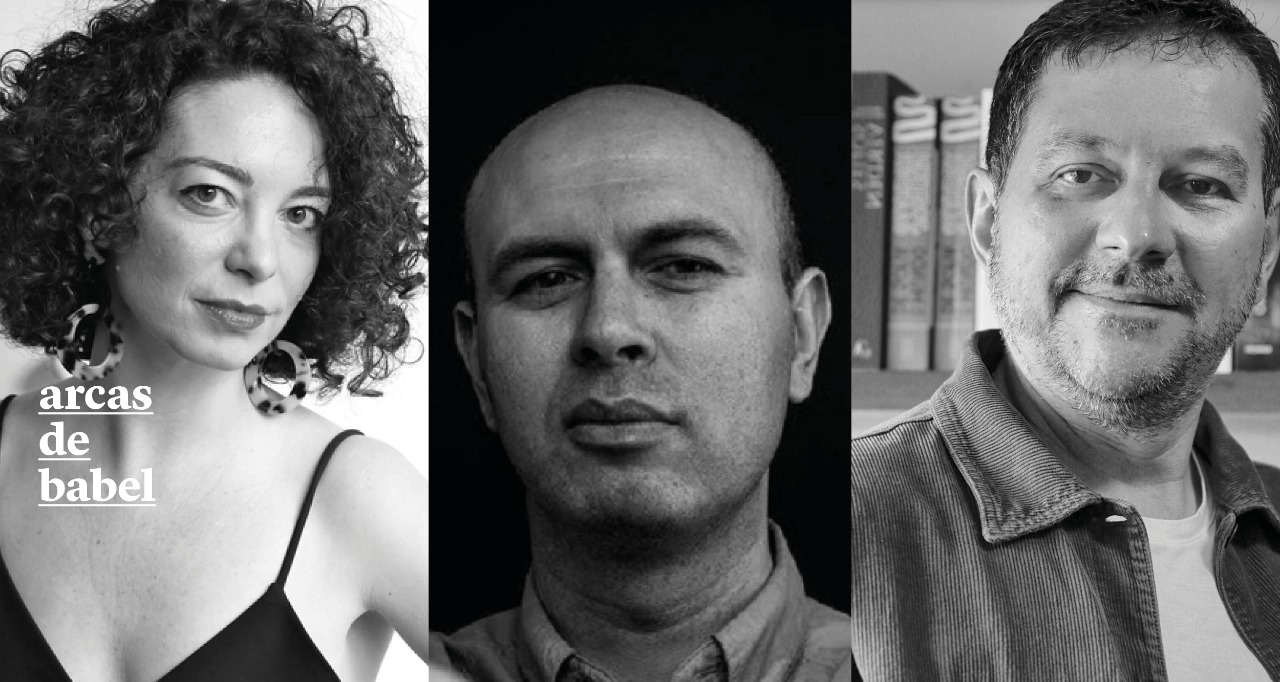Arcas de Babel: poesia nórdica traduzida por Francesca Cricelli, Leonardo Silva e Luciano Dutra